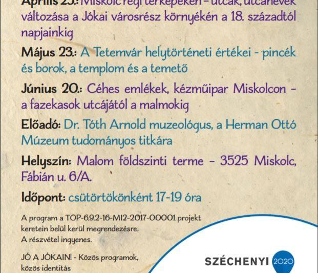Kincskereső- Céhes emlékek, kézműipar Miskolcon – a fazekasoktól a malmokig