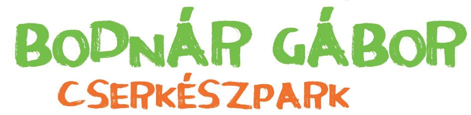 Bodnár Gábor Cserkészpark neve