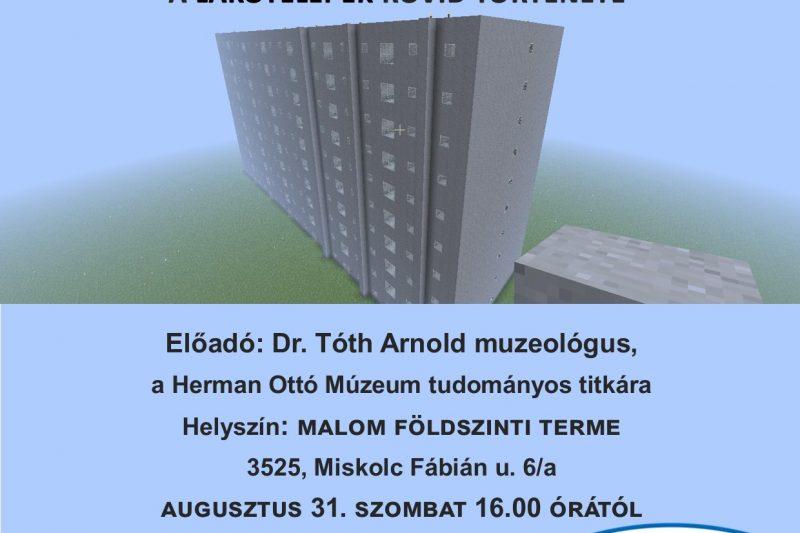 Panelházak Miskolcon – a lakótelepek rövid története